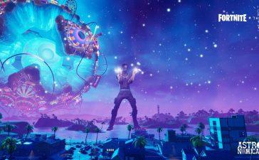 VIDEO: El rapero Travis Scott da un concierto 'astronómico' en 'Fortnite' y bate un récord histórico