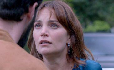 Mauricio no acepta que Carolina termine con su relación clandestina