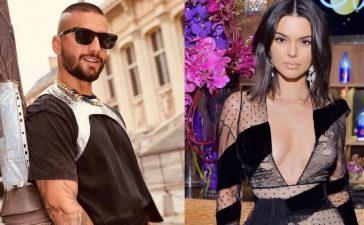 Maluma contó qué hizo cuando conoció a Kendall Jenner, su amor platónico