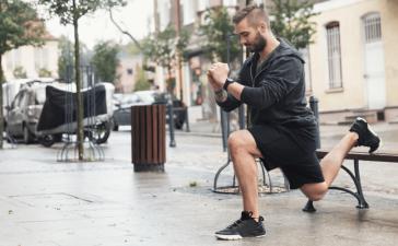 Esta aplicación te ofrece una recompensa en satoshis si realizas actividades físicas