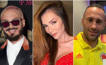 J Balvin, Lina Tejeiro, David Ospina y más famosos les dan su mano a presos colombianos