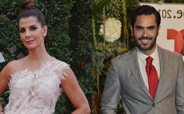 Carolina Cruz confesó si es celosa y si le incomodan besos de Lincoln con actrices en TV