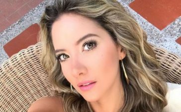 Daniella Alvárez, exseñorita Colombia, en delicado estado de salud