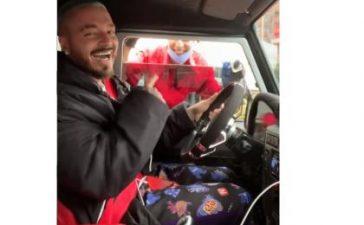 J Balvin hoy: gracioso video en que lo confunden con Maluma | cómo reaccionó 2020 | Fuera del Fútbol
