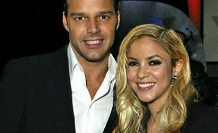 Nunca contado: La reacción de Shakira cuando supo las preferencias de Ricky Martin