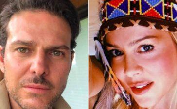 Natalia París reveló con qué actriz le puso los 'cachos' el 'Gato Baptista' ('La venganza de Analía'