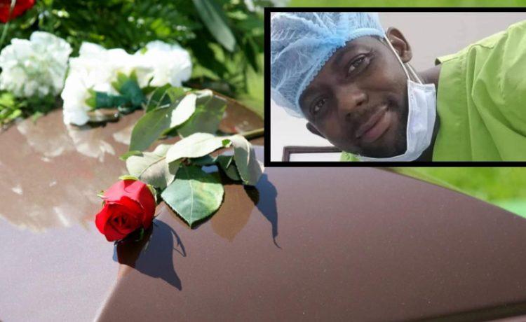 """""""Adiós a la mitad de mi sonrisa"""": esposa, a médico sin sueldo que murió por COVID-19"""