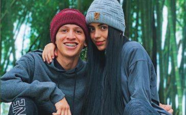 La Liendra confirmó el fin de su relación con Luisa Castro