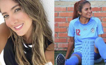 Daniella Álvarez envía emotivo mensaje a Johanis Menco, arquera que perdió una pierna