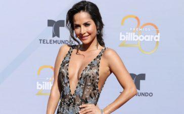 Carmen Villalobos hace pública discusión con su esposo