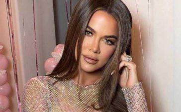 Khloé Kardashian comparte nueva foto donde luce irreconocible