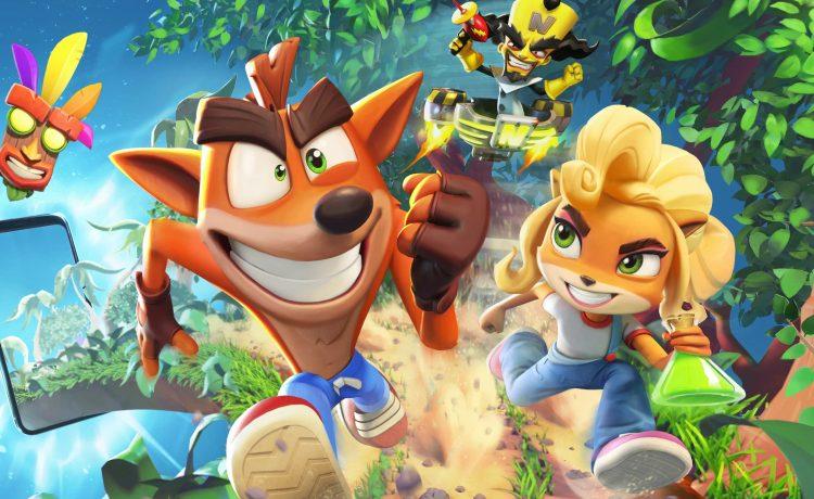 Activision hace oficial 'Crash Bandicoot: On the Run', un juego gratuito para iOS y Android