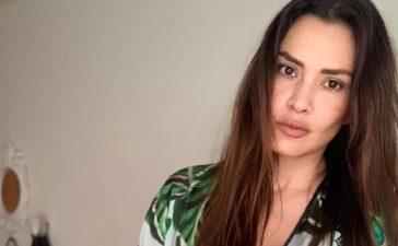 Entre lágrimas, Katherine Porto anunció la muerte de un allegado por Covid-19