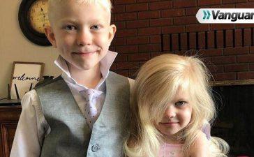 Esta es la historia del niño que salvó a su hermana del ataque de un perro