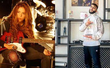 Shakira, enfurecida, demandó a cantantes por canción que la denigra a ella y a los colombianos