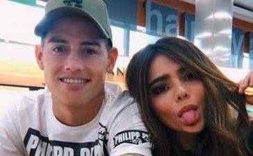 La hermana de James Rodríguez habla de su polémica relación con Daniela Ospina