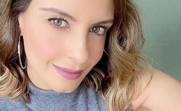 Laura Acuña aclaró y negó los rumores sobre su supuesto embarazo