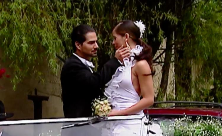 Rosario Montes destroza el corazón de Franco casándose con Armando