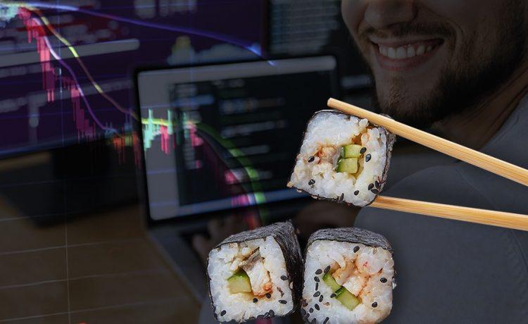 Fundador de SushiSwap liquida sus tokens por 6 millones de dólares en ETH