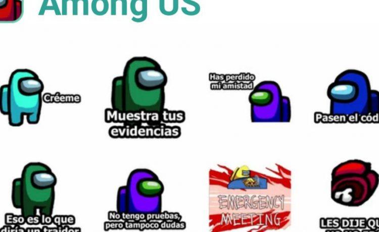 WhatsApp: descarga aquí gratis los stickers de Among Us