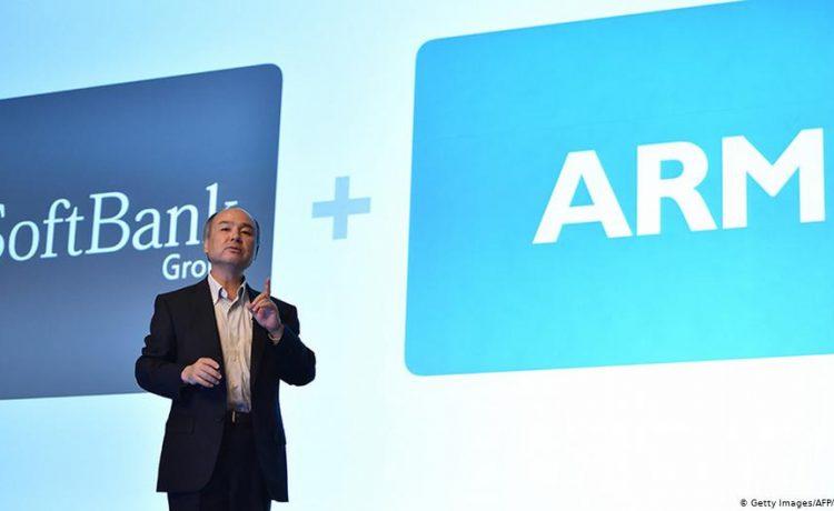SoftBank Group vende Arm a Nvidia por USD 40.000 millones