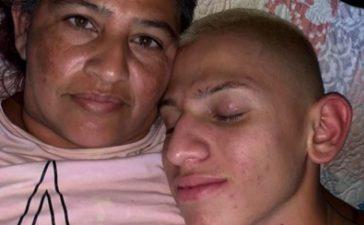 La Liendra anunció que su mamá superó el COVID-19 y que ya salió de la clínica