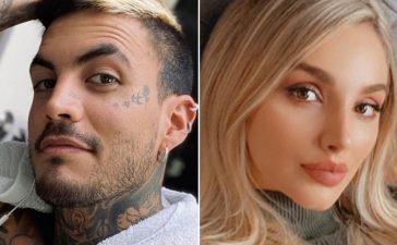 Mateo Carvajal mostró cómo se tapó tatuaje en honor a Melina Ramírez