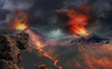 Descubren un nuevo evento de extinción masiva que abrió paso a los dinosaurios hace 233 millones de años